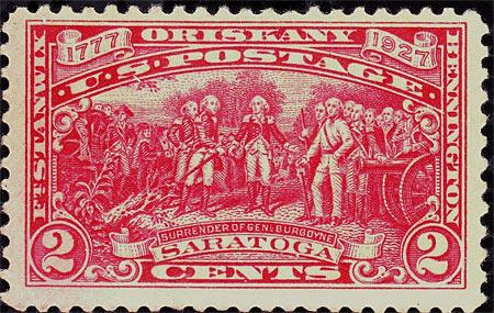 stamp 1927