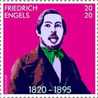 Engels postzegel 2020