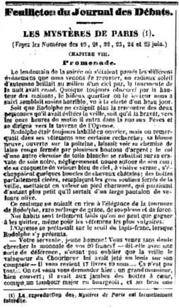 les mysteres 1842