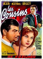 les cousins 1959