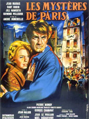 les mysteres de Paris 1962