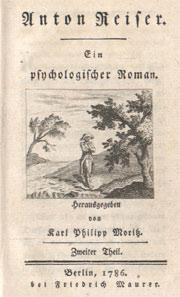 Anton Reiser 1786