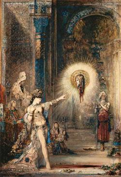 Gustave Moreau : Salomé