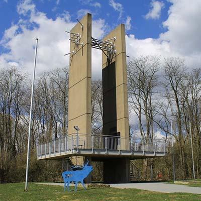 Europäer Monument