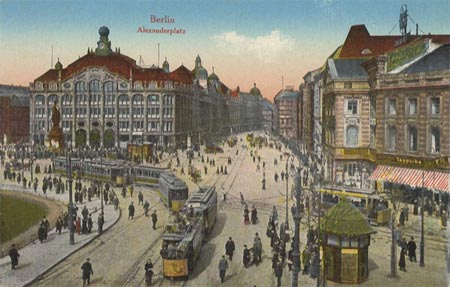 Berlin Alexanderplatz 1930