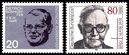 Barth en Bonhoeffer