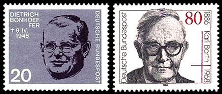 Barth en Bonhoeffer