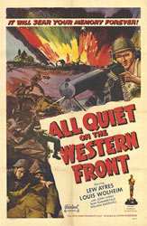 poster - All Quiet on the Western Front