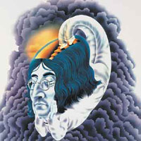 John Lennon by Allan Aldridge