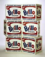 Brillo Boxes 1963