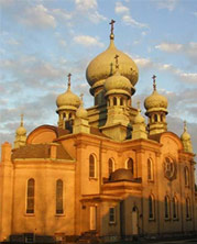 St Theodosius Russian Orthodox Cathedral