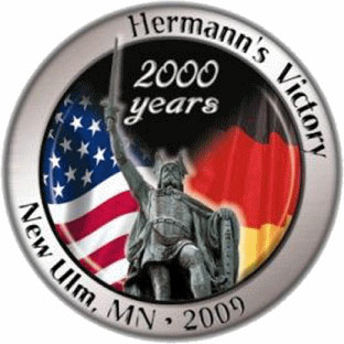 2000 jaar Hermann,  New Ulm