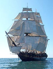 Tall Ship Rose