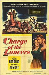 Charge of the Lancers 1954