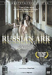 Russian Ark DVD