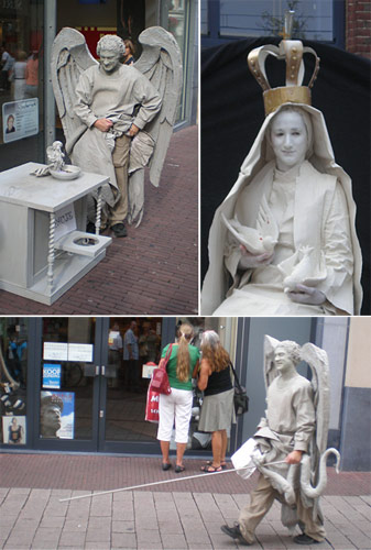 World Statues