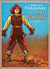 The four Musketeers 1921