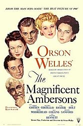 The Magnicficent Ambersons