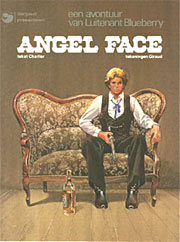 cover van Angelface