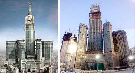 Abraj Al-Bait Towers