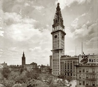 Met Life Insurance Tower 1909